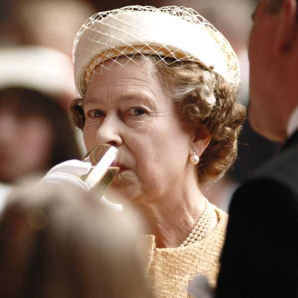 Queen Elizabeth II, Drinking